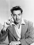 Farley Granger, Sporting an Ill-Advised Moustache, Ca. Late 1940s Photo