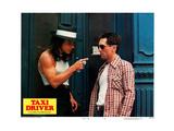 Taxi Driver, Harvey Keitel, Robert De Niro, 1976 Giclee Print