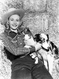 Vera Ralston, (AKA Vera Hruba Ralston), Ca. Late 1940s Photo