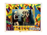 Broadway, from Left, Betty Francisco, Merna Kennedy, Evelyn Brent, 1929 Giclee Print