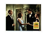 Laura, from Left: Clifton Webb Gene Tierney, Vincent Price, 1944 Giclee Print