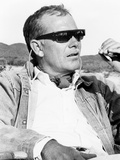 The Wild Bunch, Director Sam Peckinpah, on Location, 1969 Photo