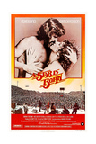 A Star Is Born, Kris Kristofferson, Barbra Streisand, 1976 Giclee Print