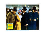 The Adventures of Sherlock Holmes, Nigel Bruce (Left), 1939 Giclee Print