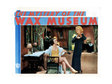 Mystery of the Wax Museum, from Left, Fay Wray, Glenda Farrell, 1933 Giclee Print
