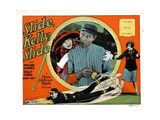 Slide, Kelly, Slide, Karl Dane, (Right Inset), William Haines, Sally O'Neil, 1927 Giclee Print