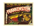 Frankenstein, 1931 Giclee Print