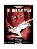 Eyes Without a Face, (AKA Les Yeux Sans Visage), 1959 Giclee Print