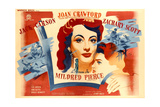 Mildred Pierce, from Left, Center, Joan Crawford, Ann Blyth, 1945 Giclee Print