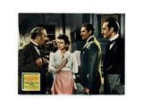 The Adventures of Sherlock Holmes, 1939 Giclée-tryk