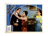 The Divorcee, from Left, Chester Morris, Mary Doran, Norma Shearer, 1930 Giclee Print