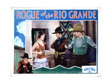 Rogue of the Rio Grande, from Left, Myrna Loy, Jose Bohr, Walter Miller, 1930 Giclee Print