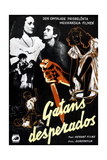 Los Olvidados, (AKA the Young and the Damned, AKA Gatans Desperados), Swedish Poster Art, 1950 Giclee Print