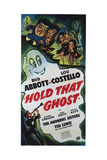 Hold That Ghost, from Top Left: Lou Costello, Bud Abbott, 1941 Giclee Print