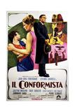 The Conformist, (AKA Il Conformista), 1970 Giclee Print