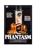 Phantasm, Belgian Poster Art, 1979 Giclee Print