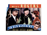 In Old Kentucky, from Left, Will Rogers, Esther Dale, Dorothy Wilson, 1935 Giclee Print