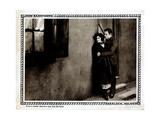 Sherlock Holmes, from Left, Carol Dempster, John Barrymore, 1922 Giclee Print