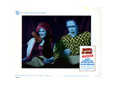 Munster, Go Home, from Left, Yvonne De Carlo, Fred Gwynne, 1966 Giclee Print