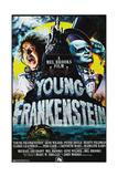 Young Frankenstein, Gene Wilder, Peter Boyle, 1974 Giclee Print