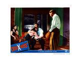 Criss Cross, Yvonne De Carlo, Burt Lancaster, Dan Duryea, 1949 Giclee Print
