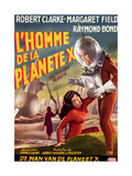 The Man from Planet X, (AKA L'Homme De La Planete X), 1951 Giclee Print