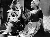 Beauty and the Beast, (AKA 'Belle Et La Bête, La'), Jean Marais, Josette Day, 1946 Foto