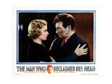 The Man Who Reclaimed His Head, from Left, Joan Bennett, Claude Rains, 1934 Giclee Print