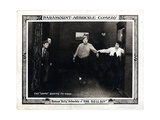 The Bell Boy, Buster Keaton, Al St. John, Roscoe 'Fatty' Arbuckle, Alice Lake, 1918 Giclee Print