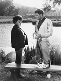 A Child Is Waiting, from Left: Judy Garland, Burt Lancaster, 1963 Photo