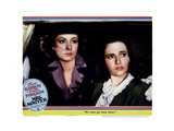 Mrs. Miniver, from Left, Greer Garson, Teresa Wright, 1942 Giclee Print