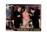 Werewolf of London, Henry Hull, Valerie Hobson, Warner Oland, 1935 Giclee Print