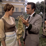 The Sound of Music, from Left: Julie Andrews, Christopher Plummer, 1965 Foto