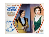 Trouble in Paradise, from Left: Miriam Hopkins, Kay Francis, 1932 Giclee Print