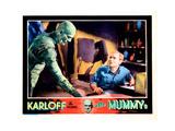 The Mummy, 1932 Giclee Print