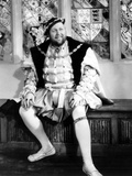 The Private Life of Henry Viii, Charles Laughton as King Henry VIII, 1933 Photo
