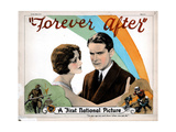 Forever After, from Left, Mary Astor, Lloyd Hughes, 1926 Giclee Print