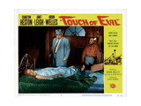 Touch of Evil, Janet Leigh, Orson Welles, Akim Tamiroff, 1958 Giclee Print