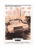 Vanishing Point, 1971 Giclee Print