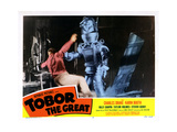 Tobor the Great, 1954 Giclee Print