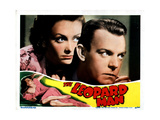 The Leopard Man, from Left, Jean Brooks, Dennis O'Keefe, 1943 Giclee Print