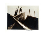 The Cabinet of Dr. Caligari, 1920 Giclee Print