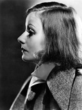 As You Desire Me, Greta Garbo, Portrait by Clarence Sinclair Bull, 1932 Photographie