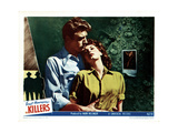 The Killers, from Left, Burt Lancaster, Ava Gardner, 1946 Giclee Print