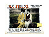 It's the Old Army Game, from Left: William Gaxton, Louise Brooks, 1926 Giclee Print