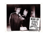 Superman, (Serial), Kirk Alyn, Chapter 4, 'Man of Steel', 1948 Giclee Print