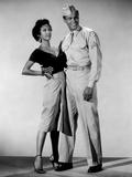 Carmen Jones, from Left: Dorothy Dandridge, Harry Belafonte, 1954 Photo