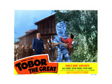 Tobor the Great, Taylor Holmes, 1954 Giclee Print