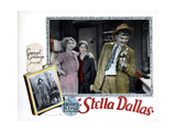 Stella Dallas, from Left, Belle Bennett, Lois Moran, Jean Hersholt, 1925 Giclee Print