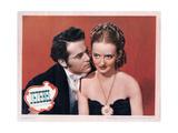 Jezebel, from Left, Henry Fonda, Bette Davis, 1938 Giclee Print